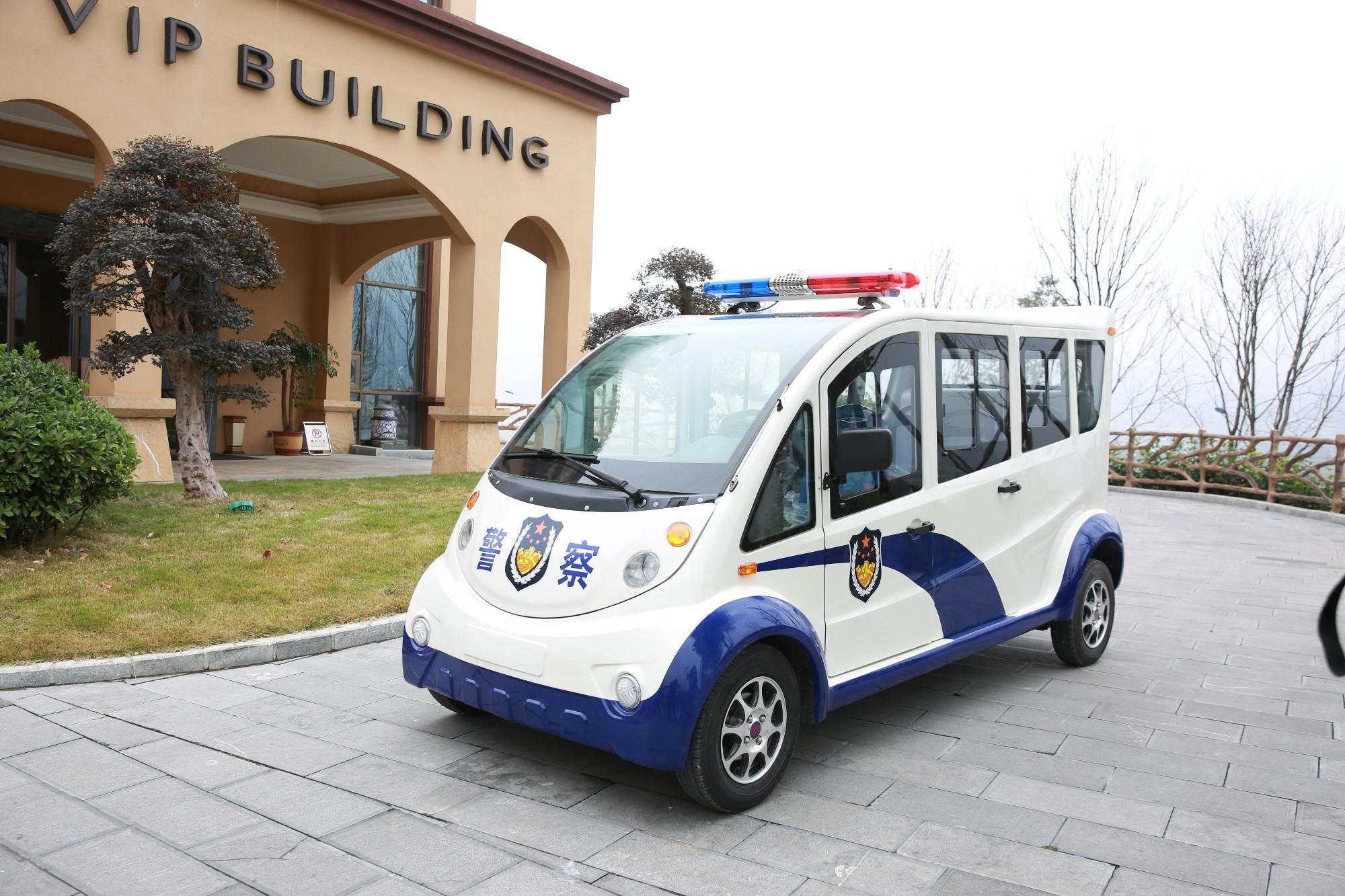 6座电动巡逻警车(城市精灵)