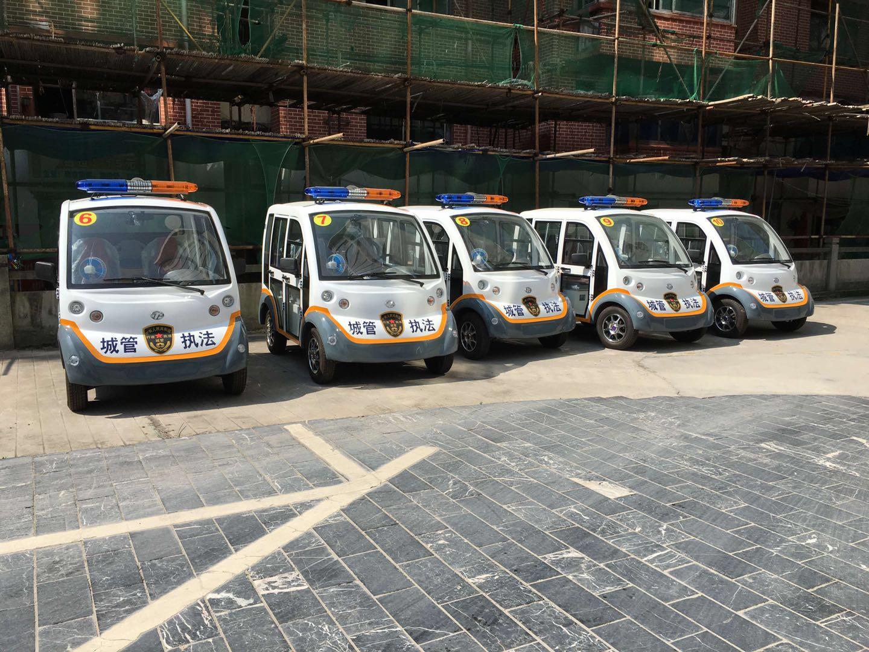 都匀城管巡逻车案例图片