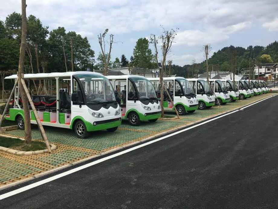 贵州观光车