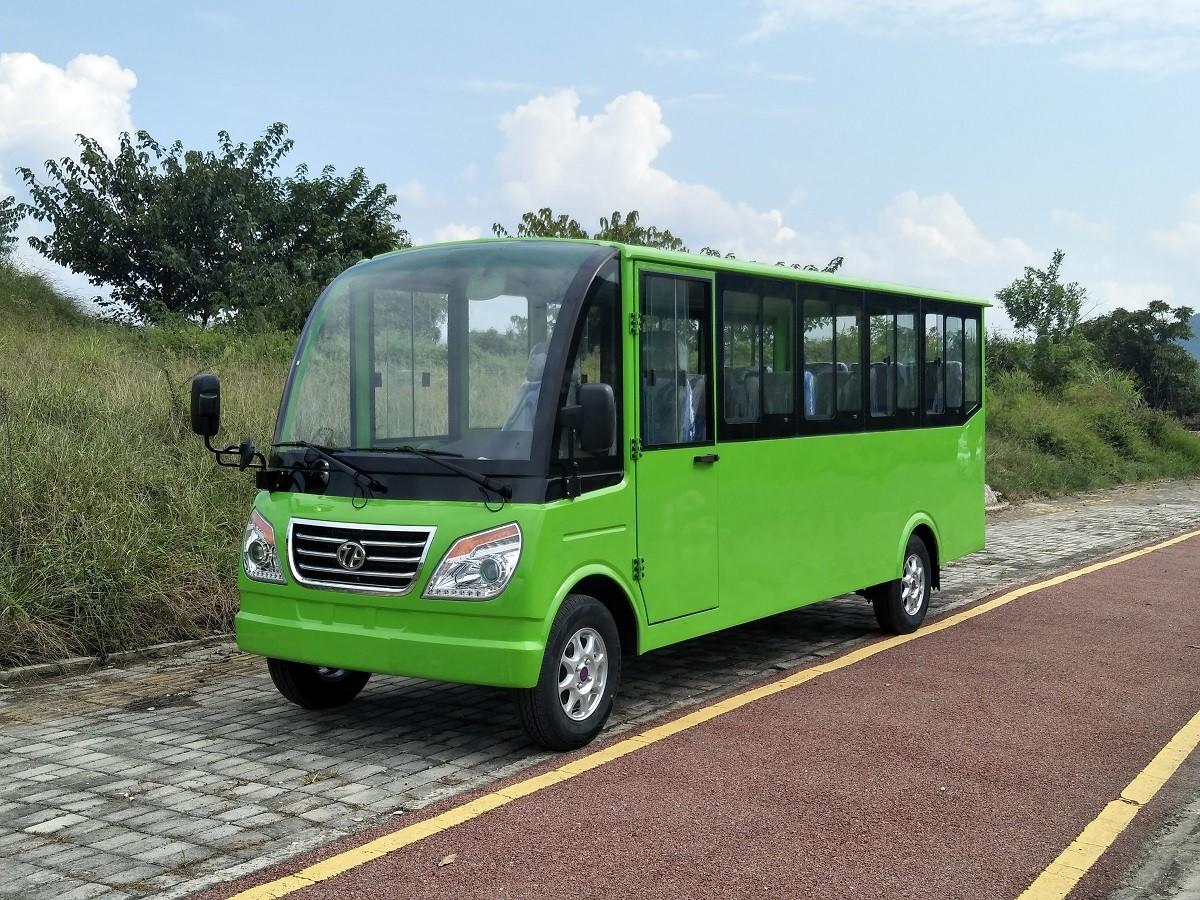 10座燃油观光车