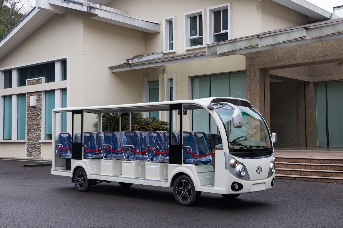 旅游景区观光车