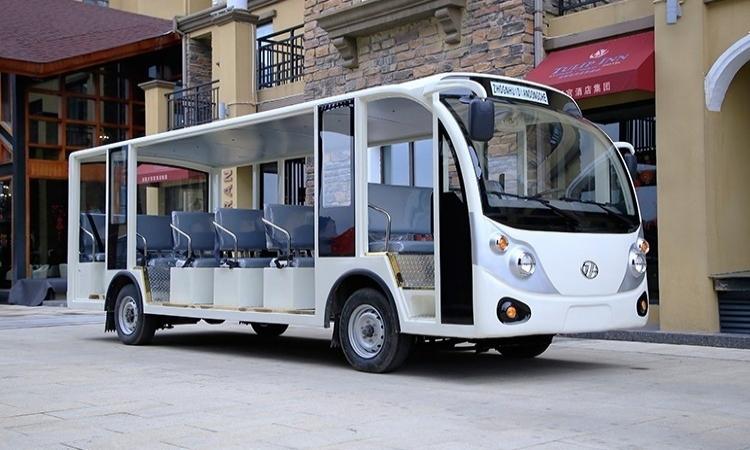 【新款】23座电动观光车-传奇款