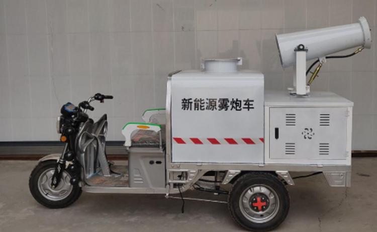 电动消毒车