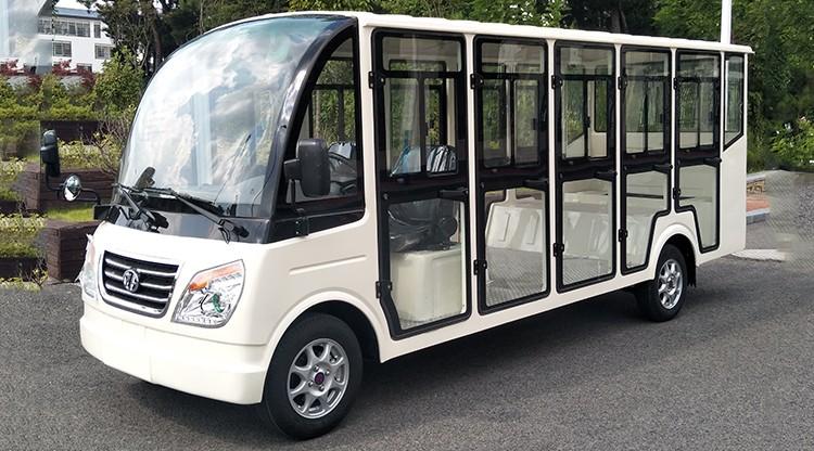 14座电动观光车