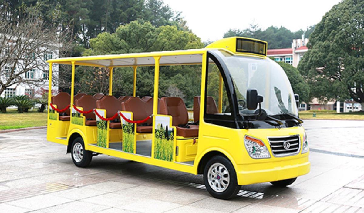 贵州省赤水丹霞谷旅游区14座电动观光车