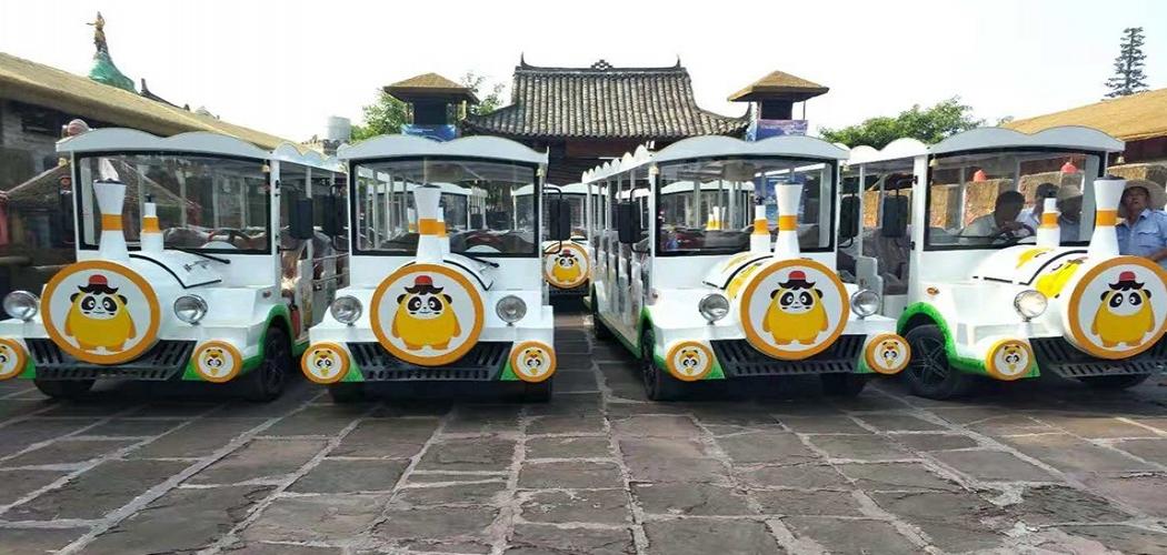 四川邛崃欢乐谷小火车案例图片