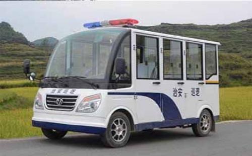 忠辉电动巡逻车