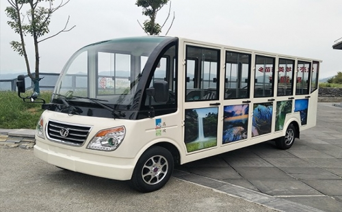 景区14座观光车多少钱一辆?