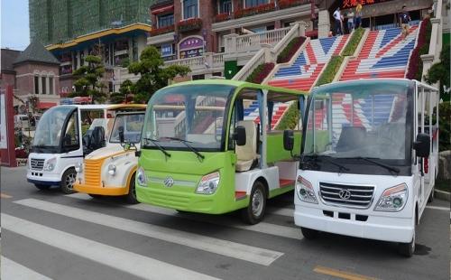 游览观光车是什么? 在各大景区是不可获缺的存在