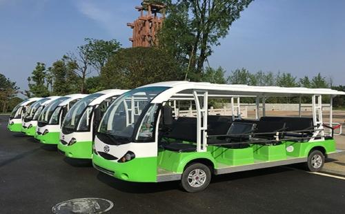景区电动观光车 探究电动观光车的特点