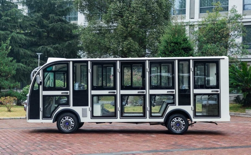 电动观光车与燃油观光车的区别