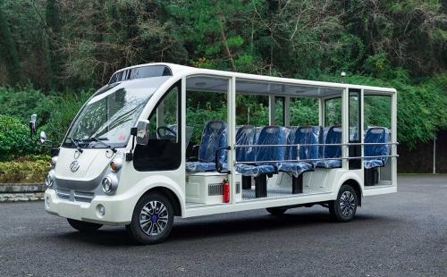 电动观光车是一种环保代步车