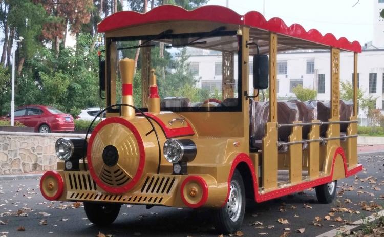 14座电动观光小火车