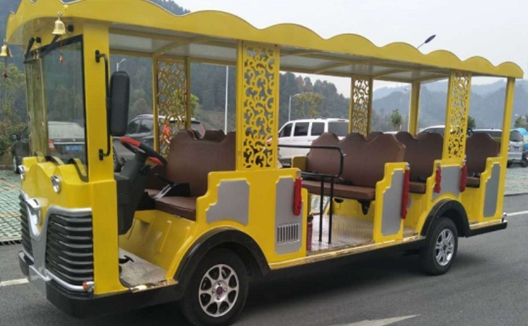 14座燃油观光车(叮当款)
