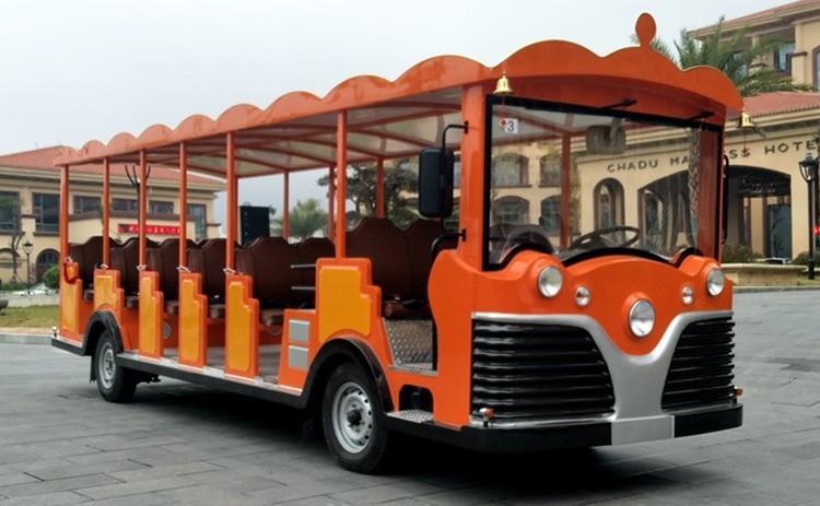23座燃油观光车-叮当款