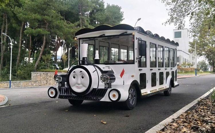 18座燃油观光车小火车