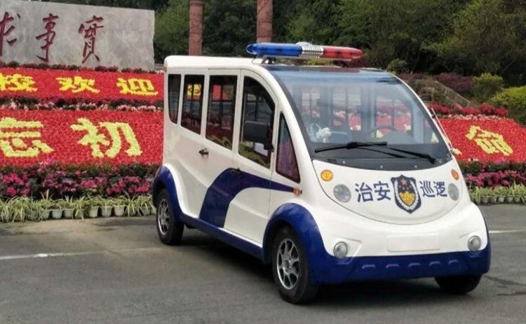 5座电动巡逻警车(猛士款)