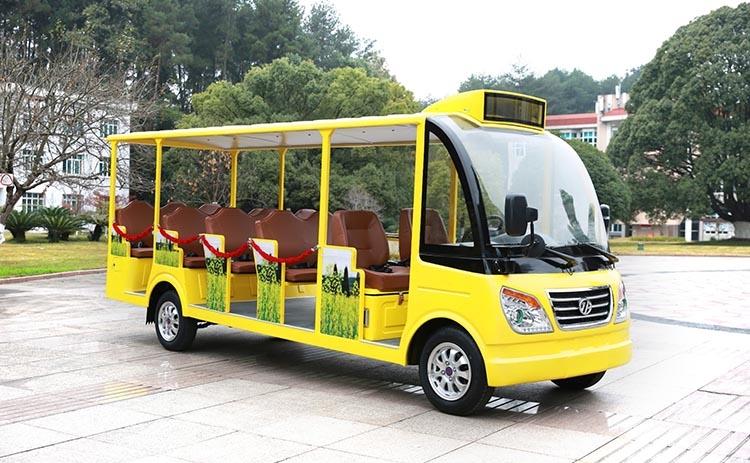 14座燃油观光车(猛狮款)