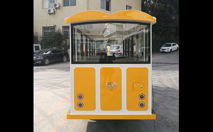 14座-电动小火车