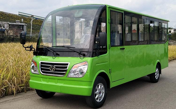 旅游景区10座场(厂)内运营燃油观光车