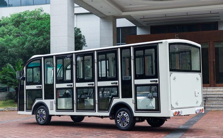 14座电动观光车-传奇款