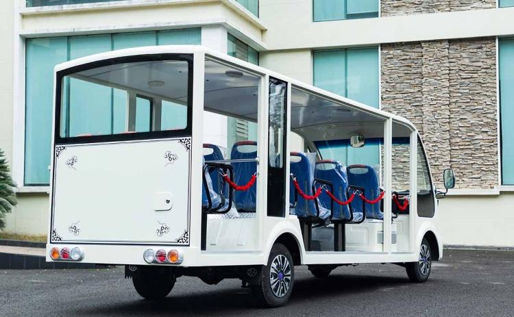 14座电动观光车-超越款