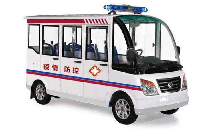 8座燃油巡逻警车(猛狮款)