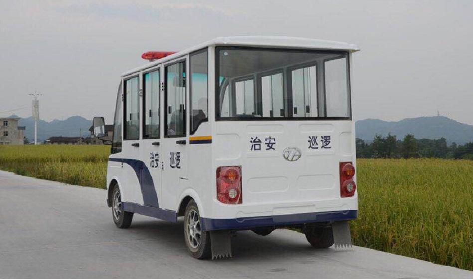 8座燃油巡逻车